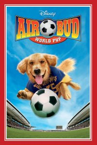 "Poster for the movie ""Air Bud 3: World Pup"""