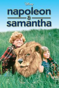 """Poster for the movie """"Napoleon and Samantha"""""""
