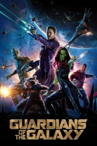 "Poster for the movie ""Guardians of the Galaxy"""