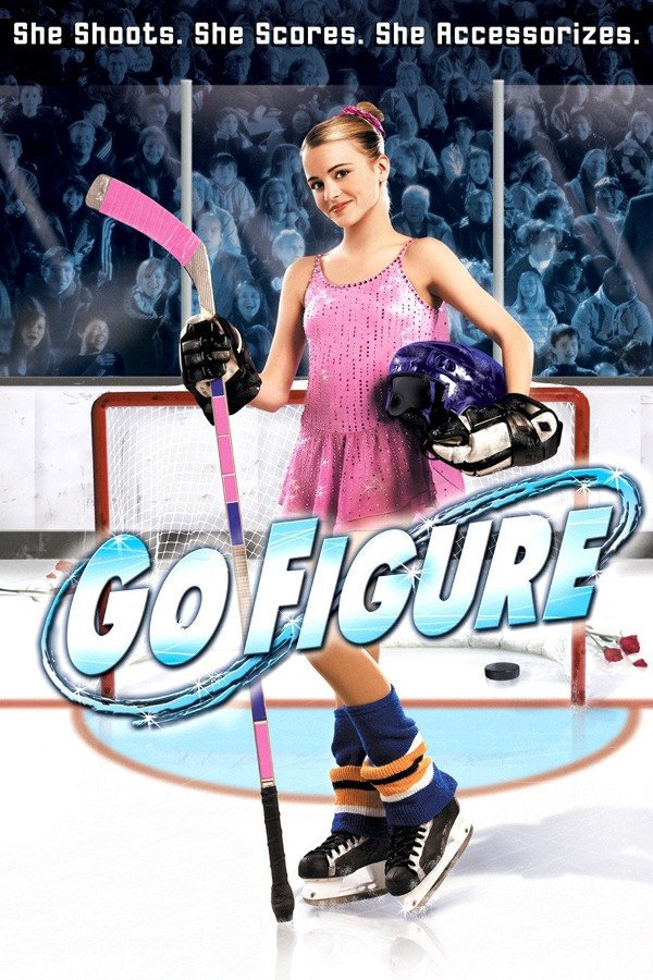 "Poster for the movie ""Go Figure"""