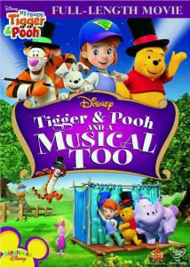 "Poster for the movie ""Tigger & Pooh and a Musical Too"""
