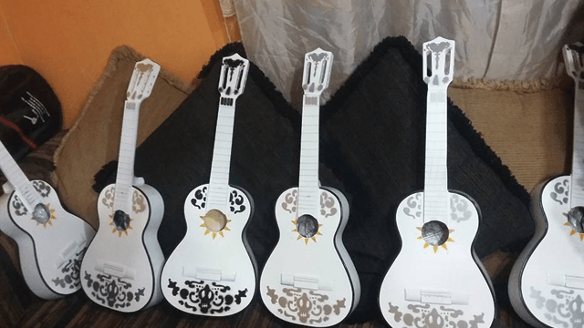 "Disney-Pixar's ""Coco"" Leads to Economic Boom in Mexican Guitar-Making Town"