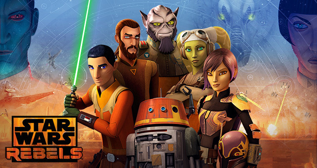 "Episode Lists of ""Star Wars Rebels"" Seasons 3 and 4"