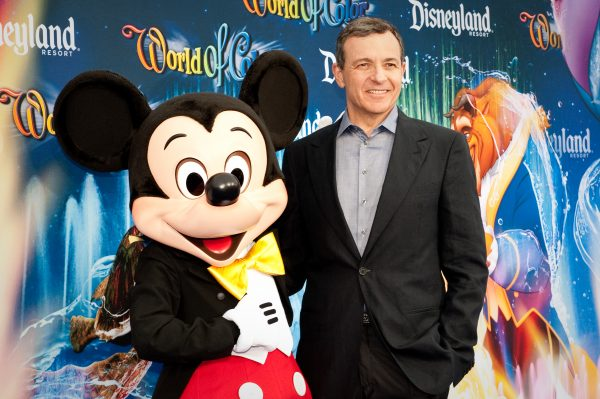 "Disney CEO Bob Iger ""Encouraged"" with Negotiations Regarding Fox Assets"