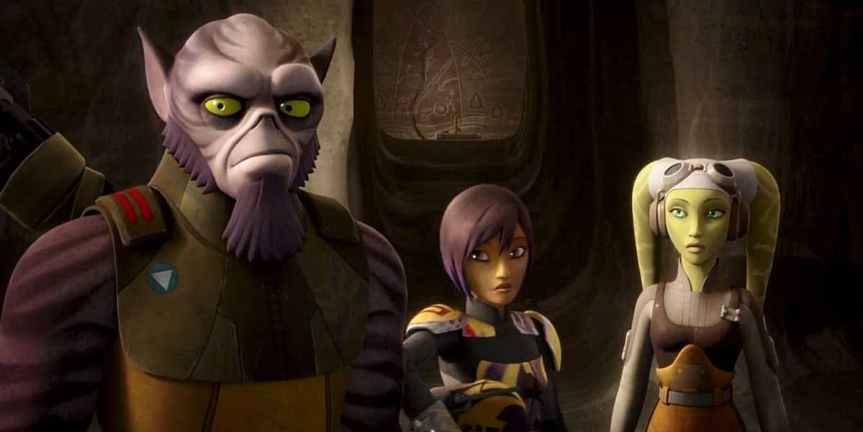 "Successor Series to ""Star Wars Rebels""? Trademark Filed for ""Star Wars Resistance"""