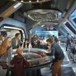 New Preview Pic of Star Wars: Galaxy's Edge on Disney World Released (with Video Version)