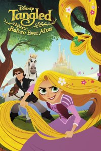 "Poster for the movie ""Tangled: Before Ever After"""