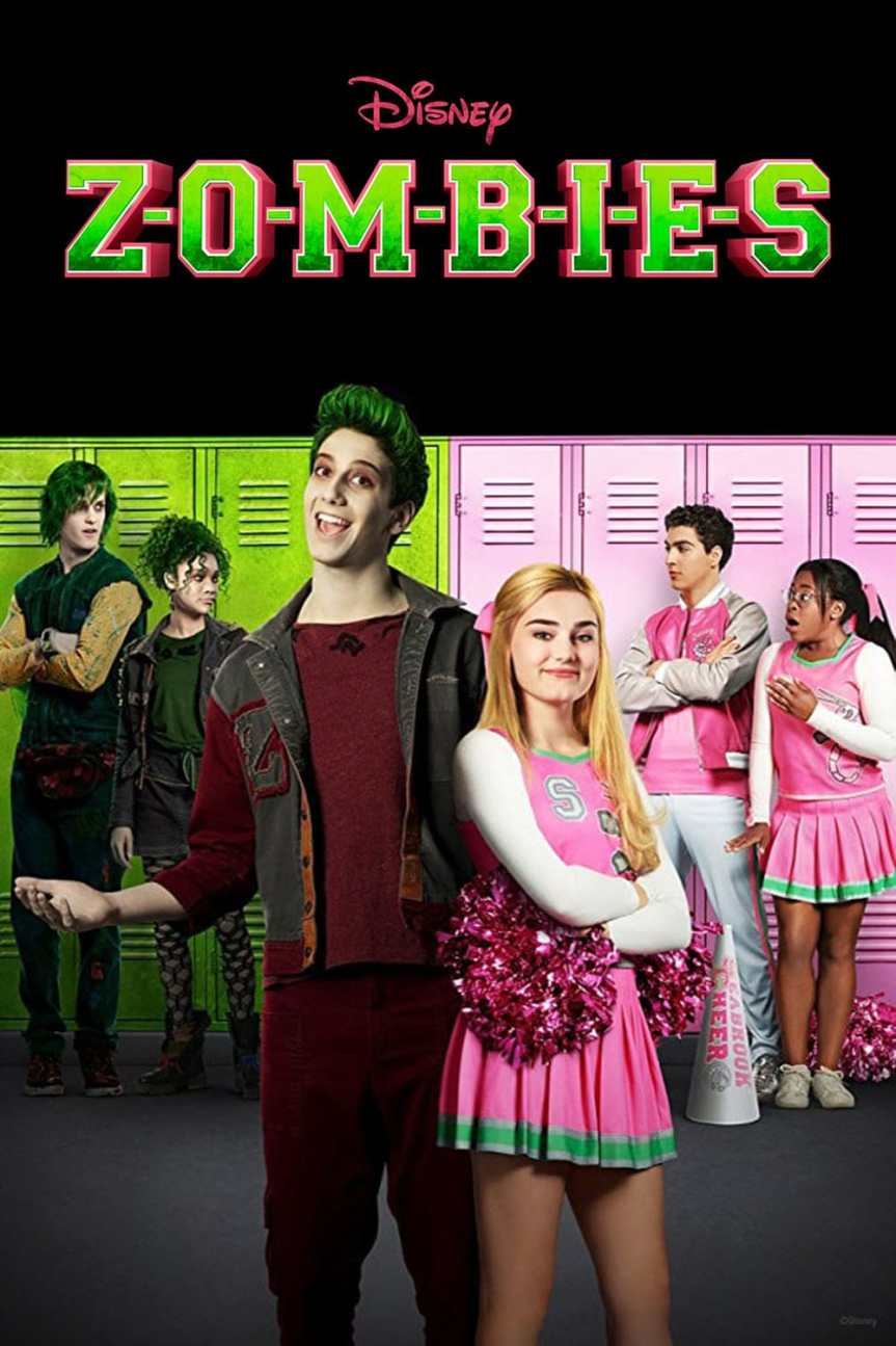 "Poster for the movie ""Zombies"""