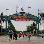 List of Themed Areas in Hong Kong Disneyland