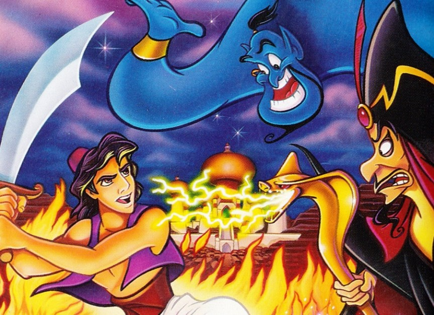 List of Disney Videogames Developed by Virgin Interactive (1990s)