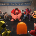 "List of ""Bad-Anon"" Characters in ""Wreck-It Ralph"" (2012)"