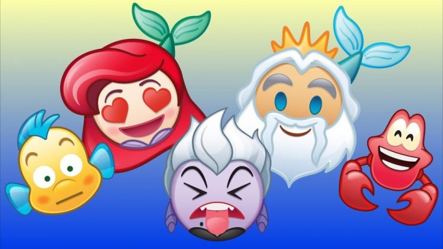 """List of Episodes for Disney Web Series """"As Told by Emoji"""" (Season 4)"""