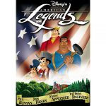 "List of Disney Based on Folk Heroes, As Seen on ""Disney's American Legends"" and Others"