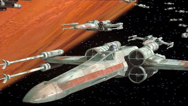 """List (from Best to Worse) of """"Star Wars"""" Star-Fighter Aerodynamics in Terms of Real-World  Physics"""