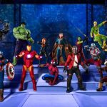 "List of Marvel Characters at Feld Entertainment's ""Marvel Universe LIVE!"" Stunt Show"