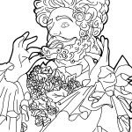 Hawthorn – The Nutcracker and the Four Realms Coloring Pages