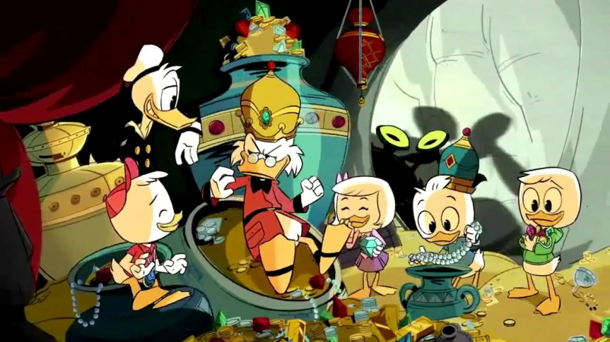 """Episode List of Remade """"Ducktales"""" Season 1 on Disney XD / The Disney Channel"""