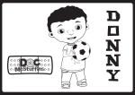 Donny – Doc McStuffins Coloring Pages