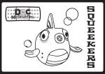 Squeekers – Doc McStuffins Coloring Pages