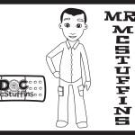 Mr. McStuffins – Doc McStuffins Coloring Pages