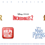 """For Your Consideration"": List of Movies Disney is Pushing for Nomination in Upcoming Film Awards (Plus Number of Categories)"