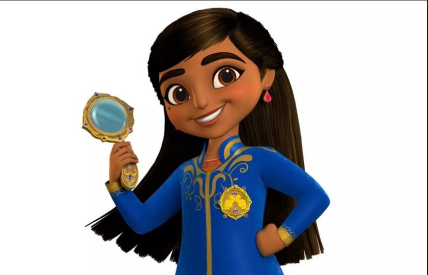 "Cast List for Upcoming Disney Junior Animated Series ""Mira, Royal Detective"""