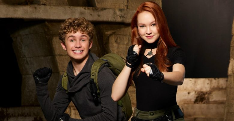 """Cast List for Disney Channel's """"Kim Possible"""" TV Movie"""