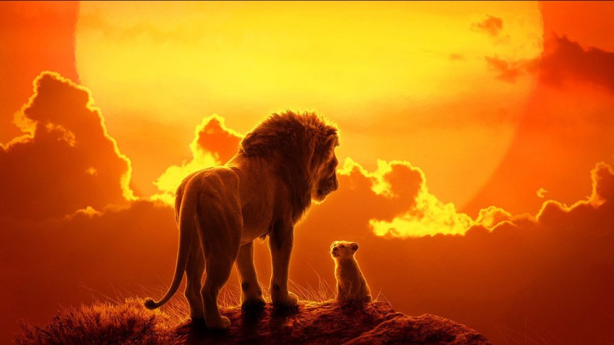 "List of Visual Tweaks in Repeat Scenes Between First and Second Teasers of ""The Lion King"""