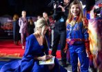 """Sweet and Empowering Moments in London Premiere of """"Captain Marvel"""""""