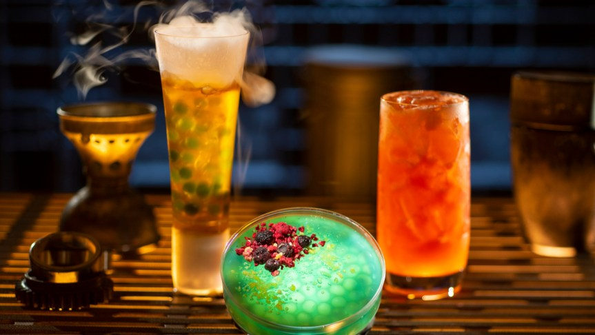 Star Wars: GalaxyÕs Edge Ð OgaÕs Cantina Beverages