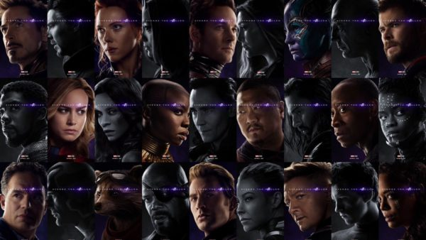 """Avenge the Fallen"": New ""Avengers: Endgame"" Posters Confirm Character Survivors and Erasures"
