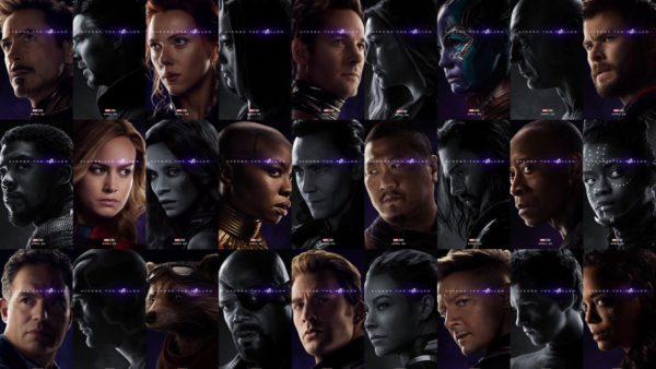 """Avenge the Fallen"": New ""Avengers: Endgame"" Posters Confirm Character Survivors and Erasures"