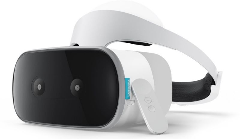 Disney and Lenovo Files for Possible Marvel AR Game on Lenovo Mirage Headset