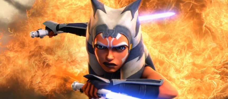 """New Reveals from """"Star Wars: The Clone Wars"""" Season 7 Trailer at Star Wars Celebration"""