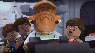 Admiral Ackbar and the Freemakers