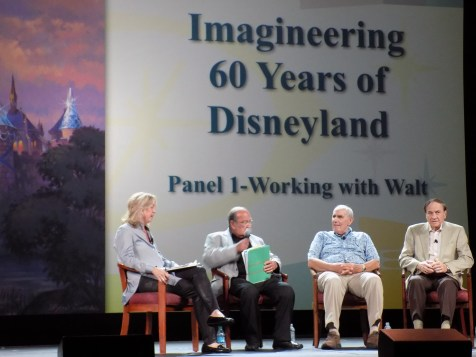 Disney legends talking about their time with Walt - SHOWS