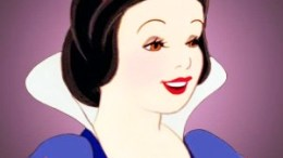 Disney Rose Red Snow White