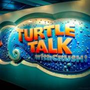 Turtle Talk with Crush to get a 'Finding Dory' Makeover