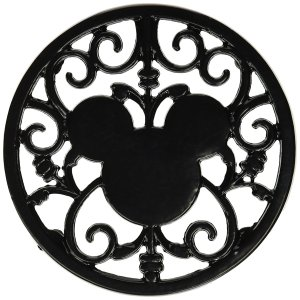 Gourmet Mickey Mouse Trivet
