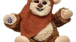 Star Wars Wicket Ewok build a bear