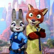 'Zootopia' Characters Now at Disney California Adventure