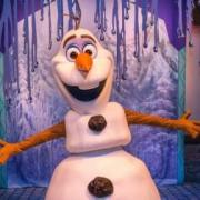 Where to Meet Olaf from Frozen at Disney World