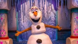 olaf meet and greet disney world