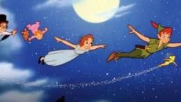 peter pan live action movie