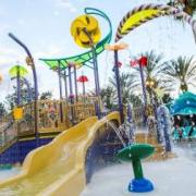 Awesome New Water Park Opens at Disney's Port Orleans Resort- French Quarter