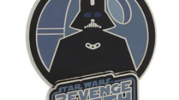 May the 4th Star Wars Disney Pin 2016 Vader