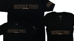 disney star wars rogue one tshirt