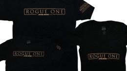 disney star wars rogue one tshirt