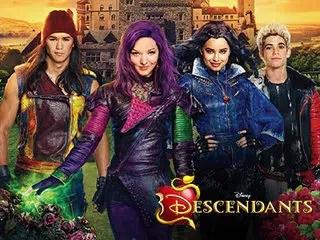 disney descendants 2 movie