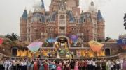 shanghai disney resort best employer